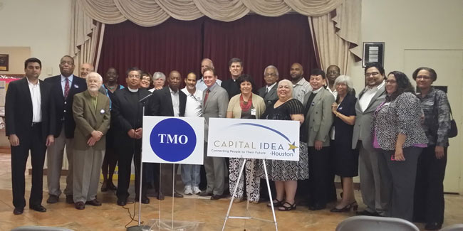 TMO/Capital Idea Houston announce $500,000 ACE Grant Award